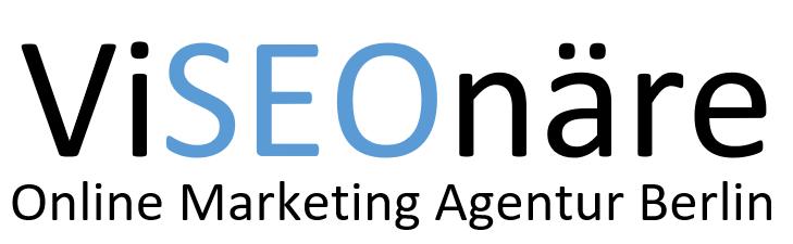 SEO Agentur - ViSEOnäre - Online Marketing Berlin